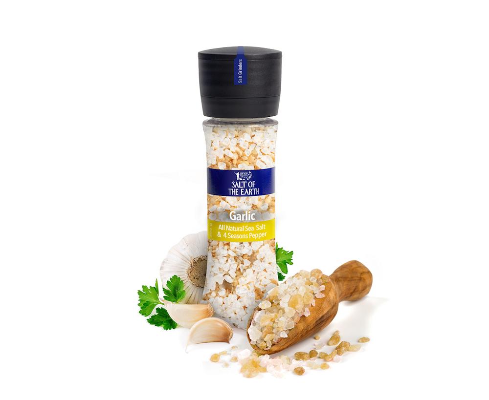salt of the earth grinder