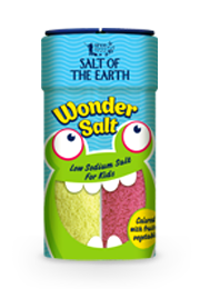 Low Sodium Salt For Kids