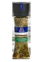 Salt of the earth grinders
