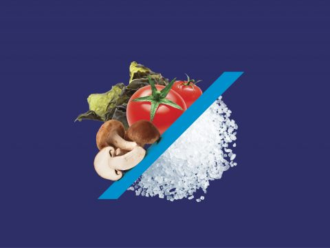 low sodium salt - Umami