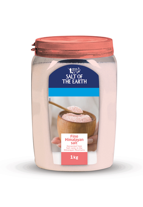 salt from the himalaya